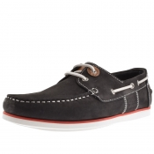 Product Image for Barbour Capstan Deck Shoes Navy